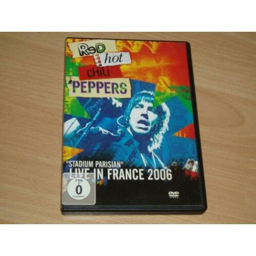 DVD Red Hot Chili Peppers - Stadium Parisian live 2006