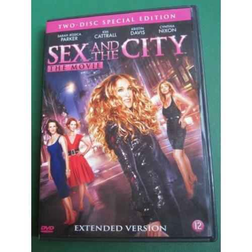 Sex and the City - The Movie (2008) 2 disc