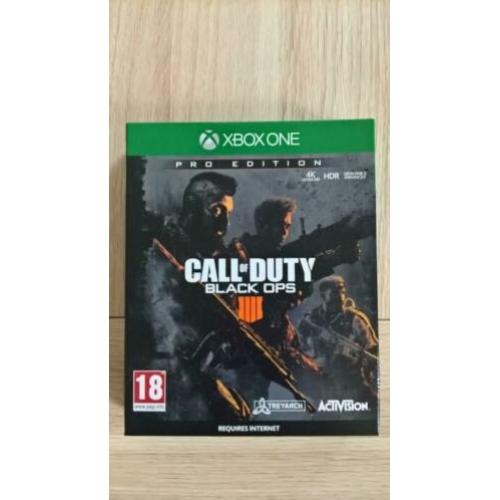 Call of Duty 4 black ops pro edition
